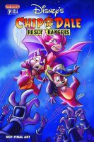 Rescue Rangers 7 Cover by Lief20