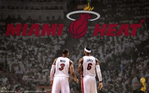 Miami Heat Finals Wallpaper by lisong24kobe