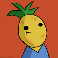 Pineapple! by Calicard