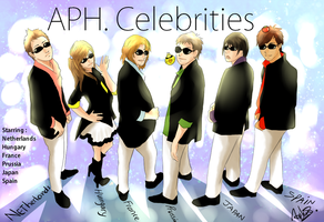 APH--We Are The STAR by aphin123