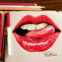Lips by aiphan