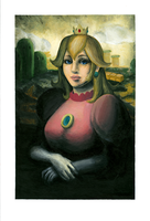 Mona Peach by Hoosteenay