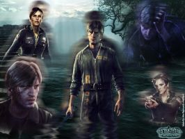 Silent Hill Downpour Wallpaper by Alex1911PC