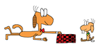 AT: Playing Checkers by Toongirl18