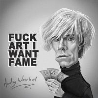 Andy Warhol by vp021