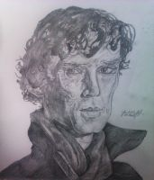 Sherlock by TentativeTreason