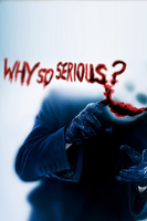 iPhone: Why So Serious? by Ellmer