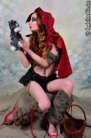 Red Riding Hood - Wolf Slayer  2 !! by sydeline