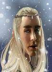 Thranduil - The Hobbit by SauceBox16
