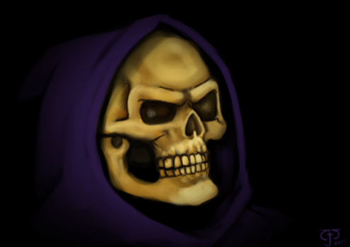 Skeletor by TheRealSurge