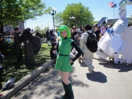 Anime North: Saria by Zachg56