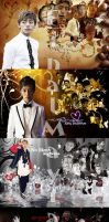 Jung Daehyun Wallpaper Collection by FinalMayFateAngel