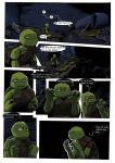TMNT At Heart- CH3 - PG22 by DogmaticLoki