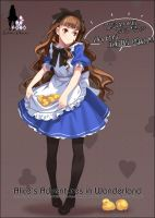 Alice in Wonderland 2 by ChinAnime