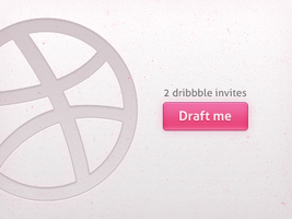 Dribbble Invites Giveaway by tangz989