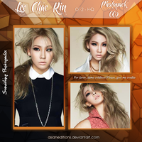 +Lee Chae Rin (CL) | Photopack #OO2 by AsianEditions