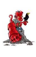 HELLBABY by RM73