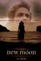 New Moon Poster 6 yellow by krisi932