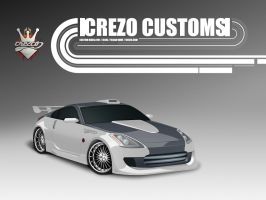crezo customs:001 - clean wave by crezo