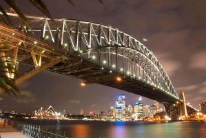 Harbour Bridge by mnoruzi