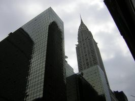 Chrysler Building by laurag53