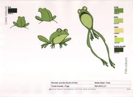 Concept art: Frog by WhiteFangKakashi300