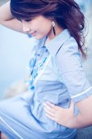 August Blue 07 by Vreeze