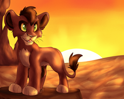 Prince of the Outlands by BritishStarr
