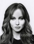 Jennifer Lawrence by aleexart