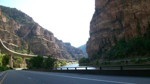 Glenwood Canyon by JeanLuc761