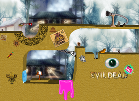 LBP evildead level map by gsomv