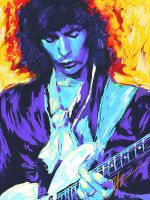 RICHIE BLACKMORE by JALpix