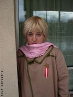 Russia Cosplay 01 by Threshie
