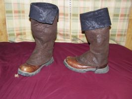 Boots by Crowbariswin