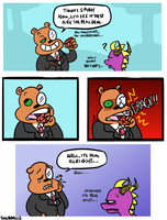 Spyro: How Was That A Good Idea At All by SugarKills
