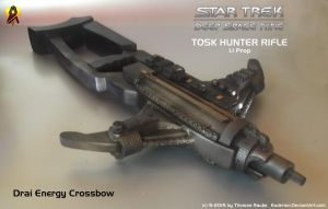 Tosk Hunter Rifle Prop 2 by Euderion