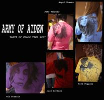 Army of Aiden by romeoisdead