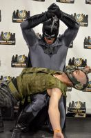 Batman Bane Cosplay Philly 2013 Wizard World by Studio5Graphics