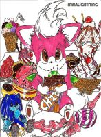 Chip And The Sweets by XxLady-MinaxX