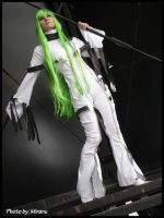 C.C. from Code Geass by Tazziecosplay