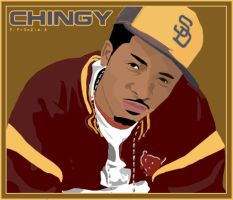 Vector: Chingy by FFr3nZieX