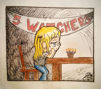 Thanks for 5 Watchers!!!! by Tomboy929