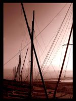 Masts by y2jabba