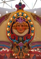 Carousel Face Stock by chamberstock