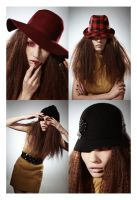 Hat to Hat by glennprasetya