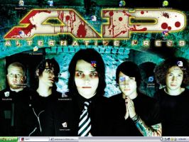 My Chemical Romance by OjosVerde