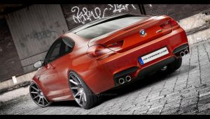 BMW M6 f13 Coupe by Danyutz