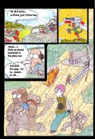 Sam World Tour Page 13 by RossK