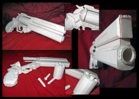 Trigun - .45 Long Colt by MakenXXX