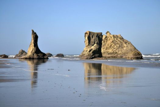 Bandon Rocks by glougee